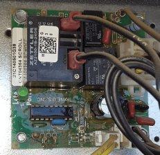 American Standard Fan Control Board
