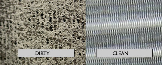 air conditioning cleaning. cleaning air conditioning coils saves you money \u0026 your health!